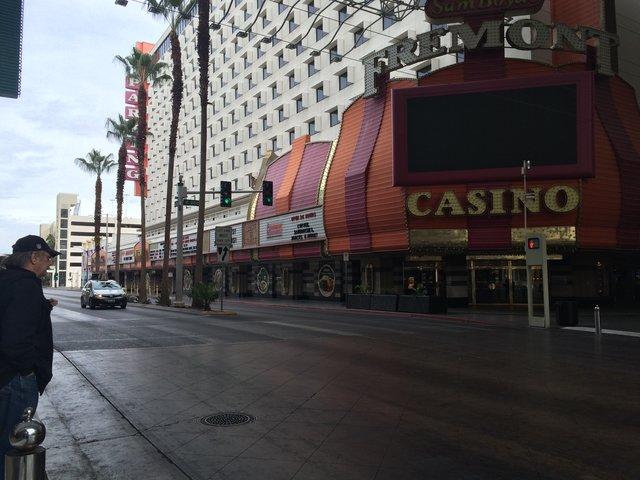Casino in Downtown Las Vegas
