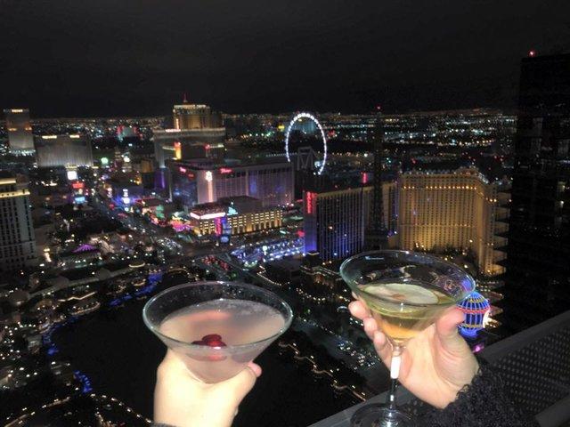 Cocktails In Las Vegas