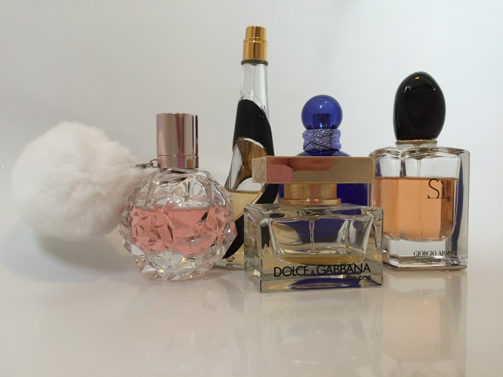 Perfumes For Women: My Cosmic Collection