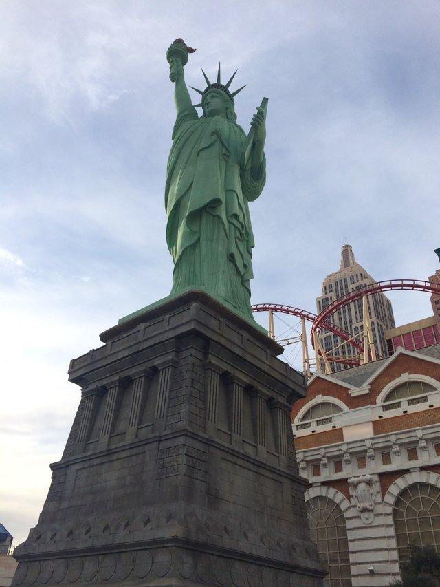 New York New York Hotel in Las Vegas