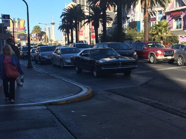 The Las Vegas Strip At Daytime